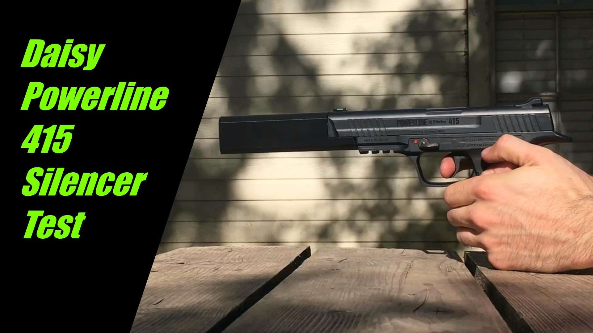 Daisy Powerline 415 Silencer Test Featured Image